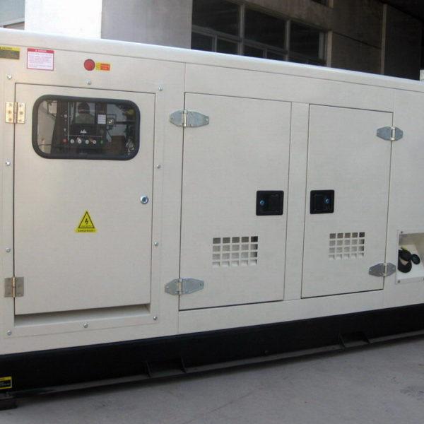 Silent-Diesel-Generator-Set